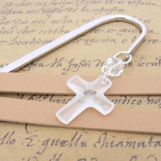 Swarovski® Crystal Cross Bookmark