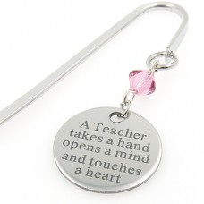 Teacher Thank You Gift Bookmark