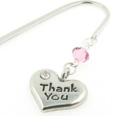 Thank You Gift Bookmark
