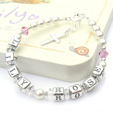 Two Name Swarovski® Crystal Bracelet
