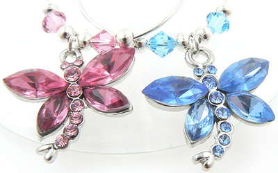 Wine Glass Charms