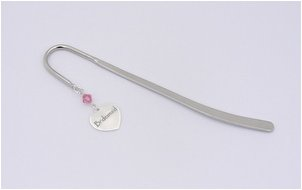 bridesmaid gift bookmark