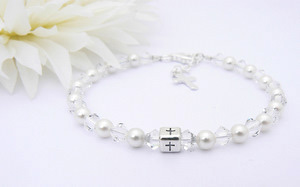 first holy communion bracelet