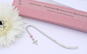 first holy communion gift bookmark cross