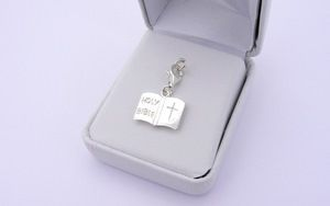 communion gift bible charm