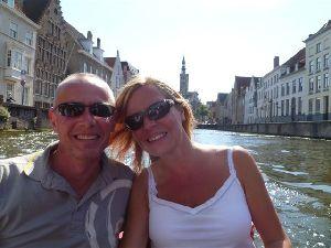 Occasions Emporium road trip to Bruges 2011