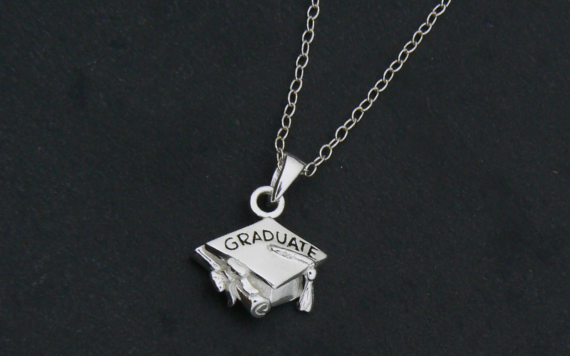 necklace images shop necklaces graduationgiftsforher graduationnecklaces highschoolgraduationgifts on myclassshop best pinterest my class graduation