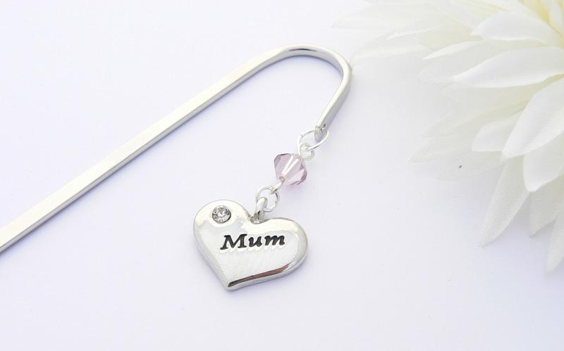 Birthday Gift | Mum Birthday Gift Bookmark