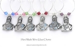 Best Chef Wine Glass Charms - Come Dine With Me