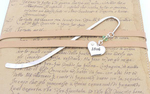 18th Birthday Present Bookmark - Birthstone Gift