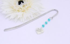 Luxury Brides Mother Gift Bookmark