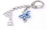 Baby Boy Changing Mat - Nappy Bag Charm