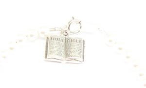 communion gifts a boxed bible charm bracelet